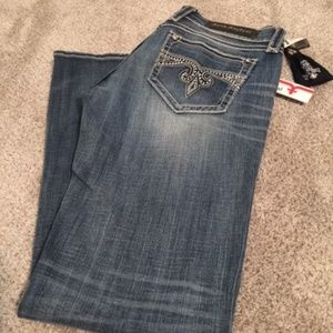 Rock Revival Blake Boot Cut Jean